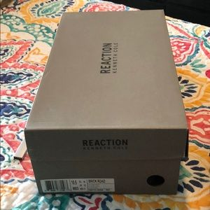 Pair of Kenneth Cole Reaction dress shoes